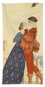 Romeo And Juliette Bath Towel