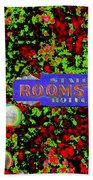 Rooms For Rent Bath Towel
