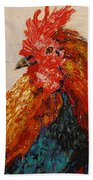 Rooster 1 Hand Towel