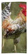 Rooster Jr. Strut Bath Towel