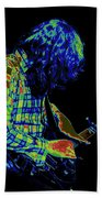 Cosmic Light Bath Towel