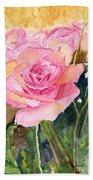 Rose Garden Bath Towel