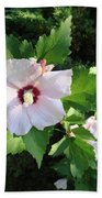 Rose Of Sharon Hand Towel