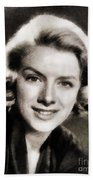 Rosemary Clooney, Music Legend Bath Towel