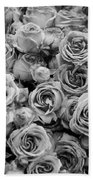 Roses 2 Bath Towel