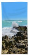 Ross Witham Beach Hutchinson Island Florida Bath Towel