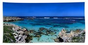 Rottnest Panorama Bath Towel