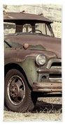 Route 66 Chevy Tumbleweed - #3 Bath Towel