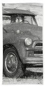 Route 66 Chevy Tumbleweed - #5 Bath Towel