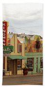 Route 66 - Kingman Arizona Bath Towel