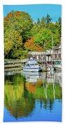Rowing Club Color Bath Towel