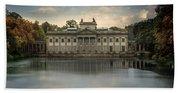 Royal Baths In Warsaw Bath Towel