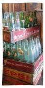 Royal Crown Cola Bath Towel