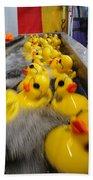 Rubber Duckies Bath Towel