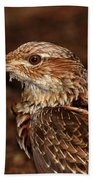 Ruffed Grouse Bath Towel