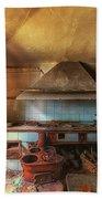 Rural Culinary Atmosphere Nr 3 - Atmosfera Culinaria Rurale IIi Bath Towel by Enrico Pelos
