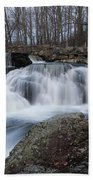 Rushing Falls Bath Towel