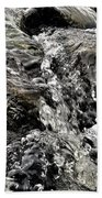 Rushing Waterfall Bath Towel