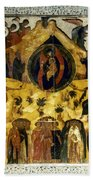 Russian Icon Hand Towel