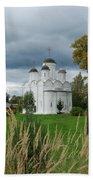 Russian Orthodox Church Bath Towel