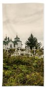 Russian Orthodox Church In Ninilchik Ak Photograph By