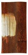 Rust 06 Bath Sheet