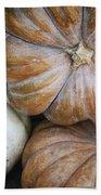 Rustic Pumpkins Hand Towel