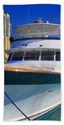 Yacht - Safe Harbor Series 39 Bath Towel