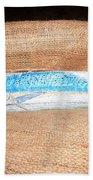 Sail Fish Bath Towel