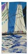 Sails IIi Bath Towel