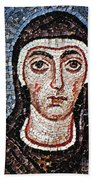Saint Felicity (d. 203) Bath Towel