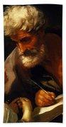 Saint Matthew 1621 Bath Towel