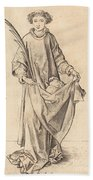 Saint Stephen Bath Towel