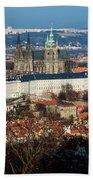 Saint Vitus Cathedral 1 Bath Towel