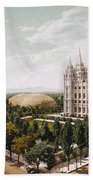 Salt Lake City Bath Towel