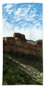 Salt River Canyon Arizona Bath Towel