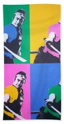 Samurai X 4 Bath Towel