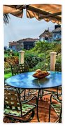 San Clemente Estate Patio Bath Towel