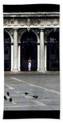 San Marco Venice Bath Towel