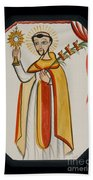 San Ramon Nonato - St. Raymond Nonnatus - Aoran Bath Towel