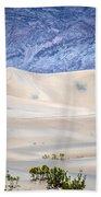 Sand Desert Usa Bath Towel