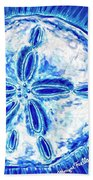 Sand Dollar Bath Towel