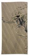 Sand Doodles Bath Towel