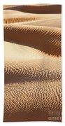 Sand Dunes 2 Bath Towel
