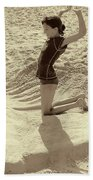 Sand Horse Bath Sheet