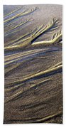 Sand Patterns Bath Towel