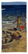 Sandcastle Bath Towel