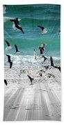 Sandestin Seagulls C Bath Towel