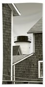 Sandy Neck Lighthouse Bath Towel