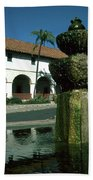 Santa Barbara Mission Bath Towel